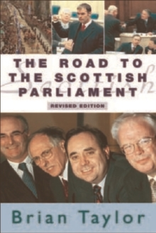 Road to the Scottish Parliament, Paperback / softback Book