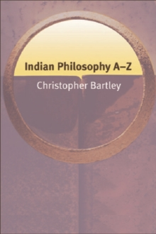 Indian Philosophy A-Z, Paperback / softback Book
