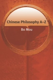Chinese Philosophy A-Z, Paperback / softback Book
