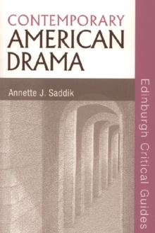 Contemporary American Drama, Paperback / softback Book