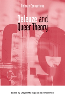 Deleuze and Queer Theory, Paperback / softback Book