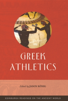 Greek Athletics, Hardback Book