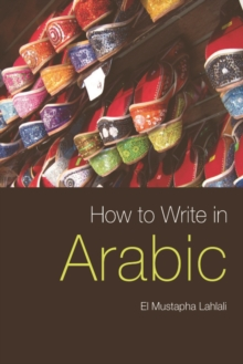 How to Write in Arabic, Paperback Book