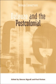 Deleuze and the Postcolonial, Paperback / softback Book