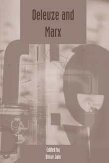 Deleuze and Marx, Paperback / softback Book