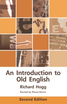 An Introduction to Old English, Hardback Book