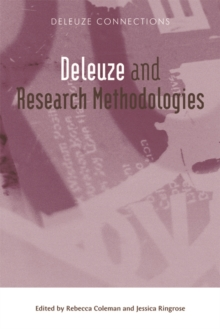 Deleuze and Research Methodologies, Paperback / softback Book