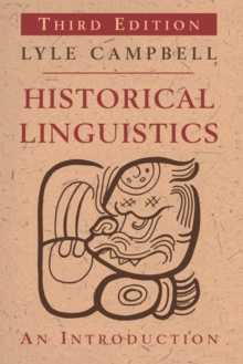 Historical Linguistics : An Introduction, PDF Book
