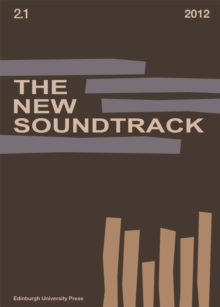 The New Soundtrack : Volume 2, Issue 1, Paperback / softback Book