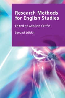Research Methods for English Studies, Paperback / softback Book
