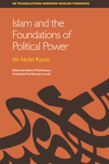 Islam and the Foundations of Political Power, Paperback / softback Book