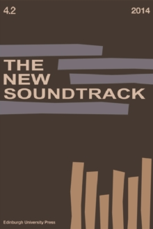 The New Soundtrack : Volume 5, Issue 1, Paperback / softback Book
