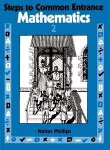 Steps to Common Entrance Mathematics 2, Paperback / softback Book