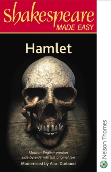 Shakespeare Made Easy: Hamlet, Paperback Book