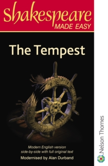 Shakespeare Made Easy: The Tempest, Paperback Book