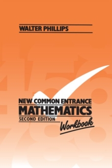 New Common Entrance Mathematics - Workbook, Spiral bound Book