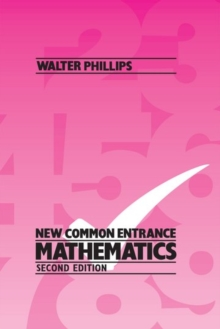 New Common Entrance Mathematics, Paperback / softback Book