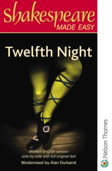 Shakespeare Made Easy: Twelfth Night, Paperback / softback Book