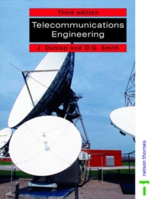 Telecommunications Engineering, Paperback Book