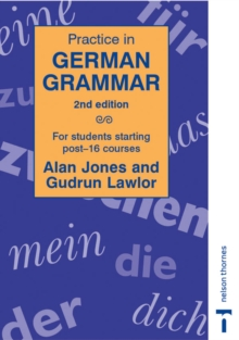 Practice in German Grammar - 2nd Edition, Paperback Book