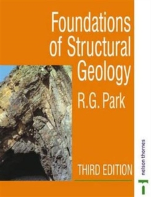 Foundation of Structural Geology, Paperback Book