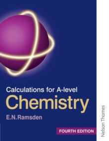 Calculations for A Level Chemistry, Paperback Book