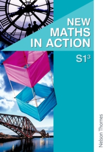 New Maths in Action S1/3 Pupil's Book, Paperback / softback Book