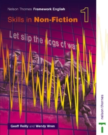 Nelson Thornes Framework English Skills in Non-Fiction 1, Paperback Book
