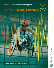 Nelson Thornes Framework English Skills in Non-Fiction 3, Paperback Book