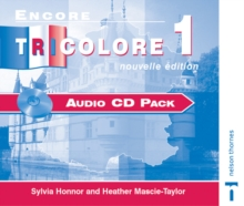 Encore Tricolore Nouvelle 1 Audio CD Pack, Multiple copy pack Book