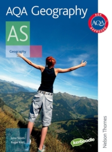 AQA Geography AS, Mixed media product Book