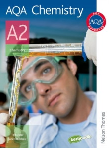 AQA Chemistry A2 Student Book, Paperback Book