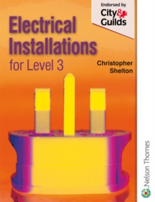 Electrical Installations for NVQ Level 3, Paperback Book