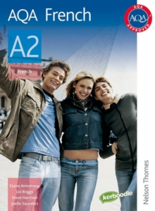 AQA A2 French Student Book, Paperback Book