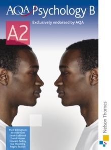 AQA Psychology B A2 : Student's Book, Paperback Book