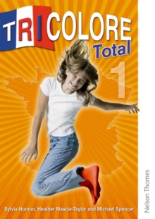 Tricolore Total 1 Student Book, Paperback Book