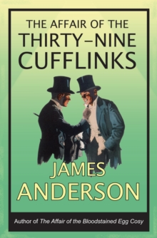 The Affair of the Thirty-Nine Cufflinks, Paperback Book