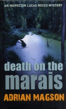 Death on the Marais, Hardback Book