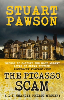 The Picasso Scam, Paperback Book