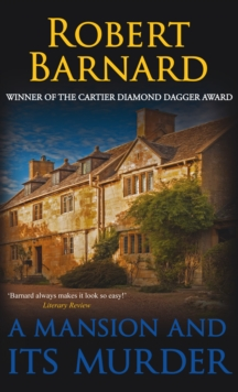 A Mansion and Its Murder, Hardback Book