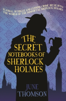 The Secret Notebooks of Sherlock Holmes, Paperback Book