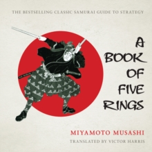 A Book of Five Rings, Hardback Book