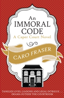An Immoral Code, Paperback Book