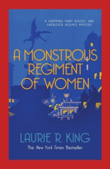 A Monstrous Regiment Of Women, Paperback Book
