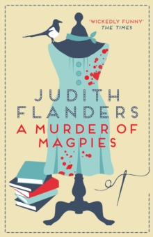 A Murder of Magpies, Paperback Book