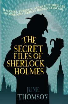 The Secret Files Of Sherlock Holmes, Paperback Book