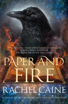 Paper and Fire, Paperback Book