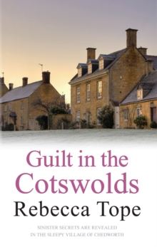 Guilt in the Cotswolds, Hardback Book