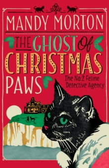 The Ghost of Christmas Paws, Paperback Book