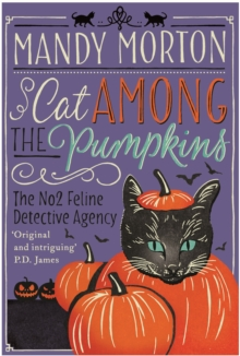Cat Among the Pumpkins, Paperback Book